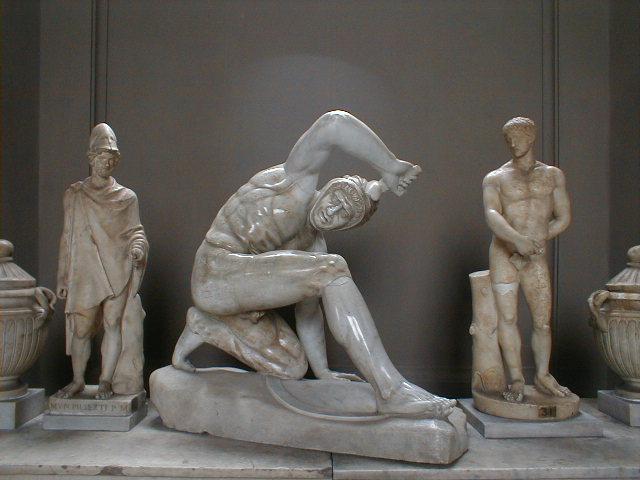 Famous Ancient Roman Sculptures The