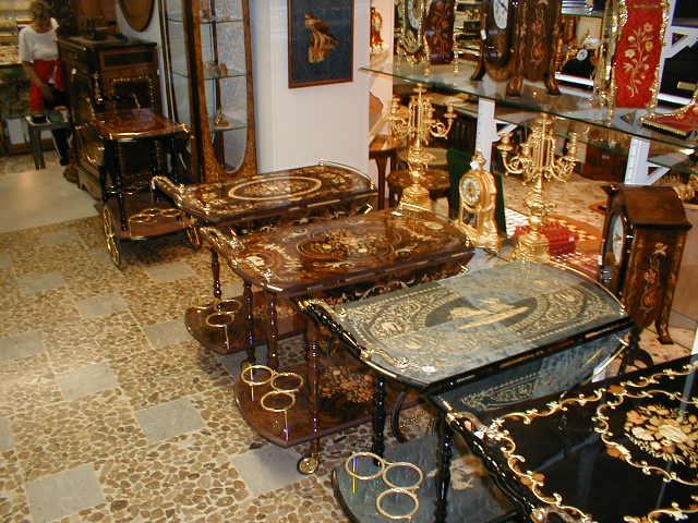 Shopping in Sorrento,